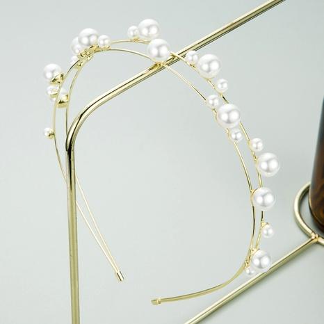 bandeau de diamant en verre ovale serti de diamants à la mode NHLN286768's discount tags
