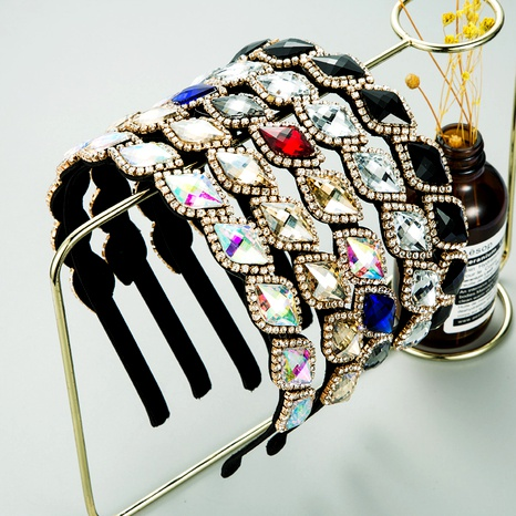 diadema super flash de diamantes nuevos de moda NHLN286776's discount tags