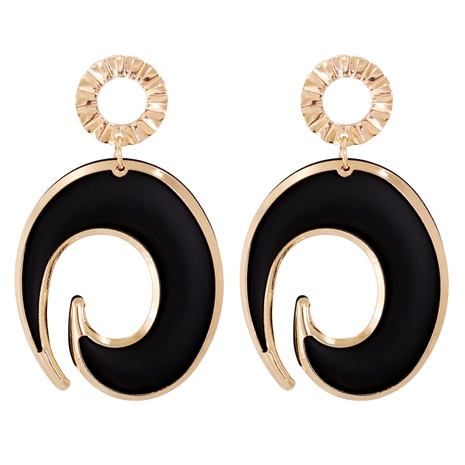 fashion plant leaf earrings  NHJJ286799's discount tags