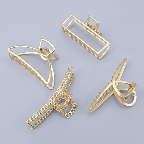retro alloy metal hairpin  NHJE286813's discount tags
