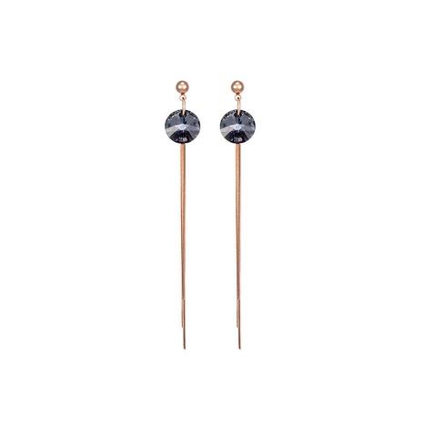 tassel long earrings  NHXP286470's discount tags