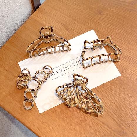 horquilla de metal mariposa hueca NHNA286593's discount tags