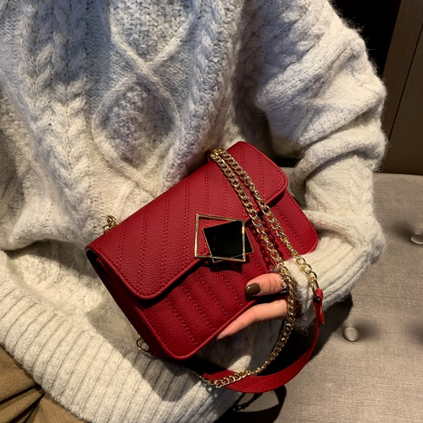 one shoulder messenger small square bag NHEX287103's discount tags
