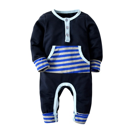 long-sleeved one-piece  baby romper  NHTB287217's discount tags