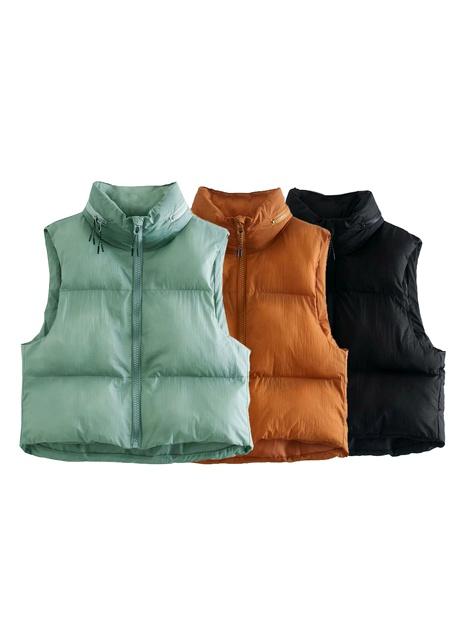 chaleco de chaqueta caliente de moda NHAM287296's discount tags