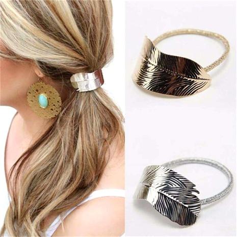 corde à cheveux en métal simple à la mode NHGE287435's discount tags