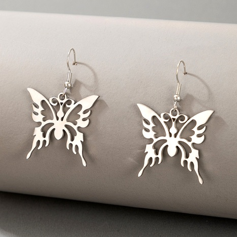 fashion hollow butterfly earrings  NHGY287570's discount tags