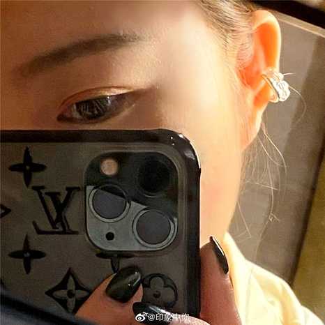 simple small ear clip  NHYQ287582's discount tags