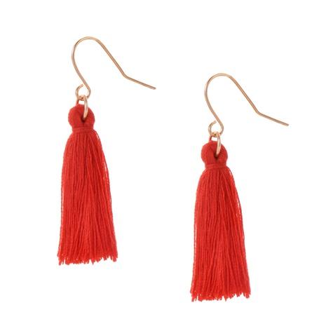 Fashion tassel earrings wholesale NHPF287612's discount tags