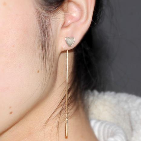long tassel earrings  NHPF287621's discount tags