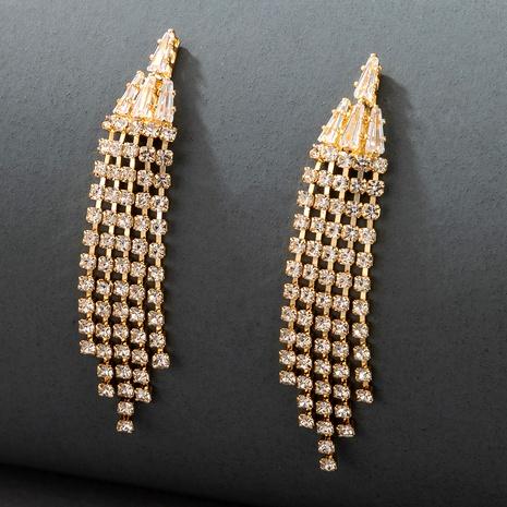 pendientes de diamantes completos NHGY289528's discount tags