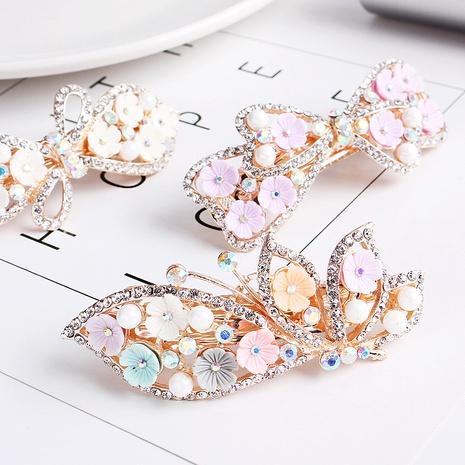 fashion crystal diamond hairpin  NHDM287929's discount tags