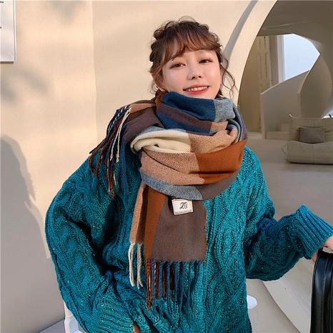 nueva bufanda de cachemira de imitación NHCM288201's discount tags