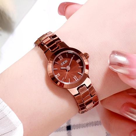 fashion tungsten steel hand watch  NHSR288260's discount tags