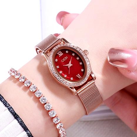 fashion  diamond  ovalwatch NHSR288264's discount tags