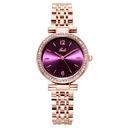 fashion casual steel elegant  diamond studded  waterproof watch NHSR288265