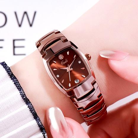 nueva moda casual diamante reloj de mano para mujer NHSR288269's discount tags