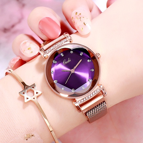 Fashion All-match Ladies Hand Simple Waterproof  Watch NHSR288285's discount tags