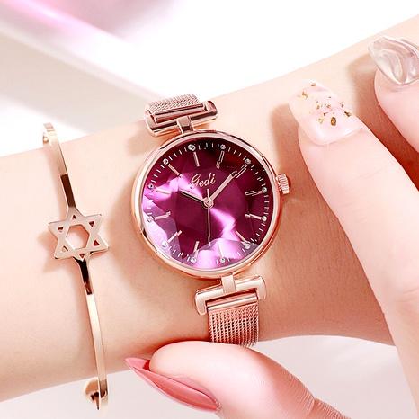 Fashion Diamond Simple Casual Quartz Women's Watch NHSR288292's discount tags