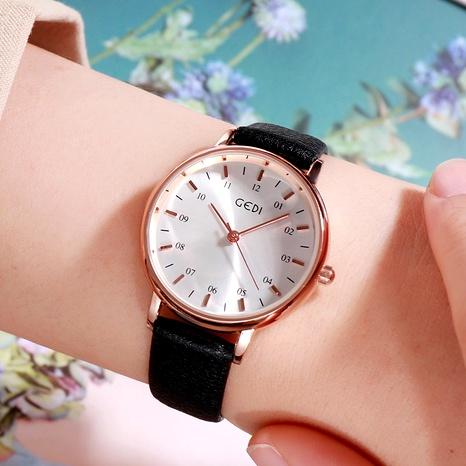 reloj casual de moda para damas NHSR288296's discount tags