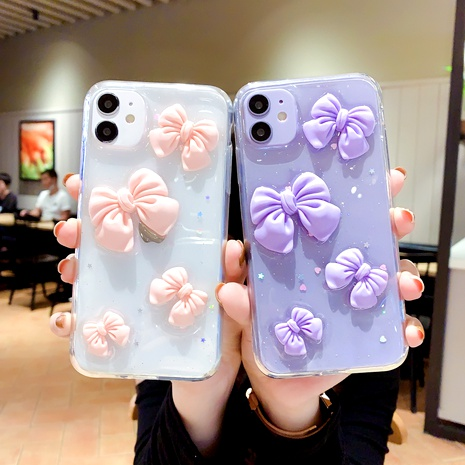 Coque de téléphone portable Bowknot adaptée pour Samsung NOTE10 PRO Redmi K30 PRO NHKI288348's discount tags