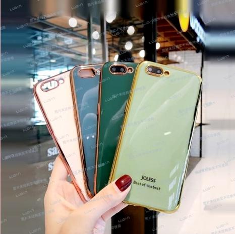 étui de téléphone portable à placage laser adapté à l'iPhone 12 pro Xiaomi cc9 6D NHKI288358's discount tags