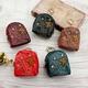 pu rivet mini backpack star butterfly coin purse NHAE288404