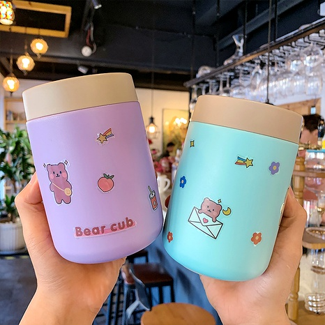 Cute portable small thermos cup  NHtn288463's discount tags