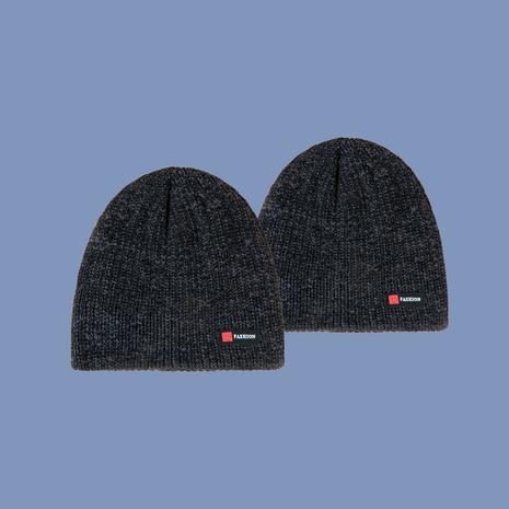 sombrero cálido de moda simple NHTQ288074's discount tags