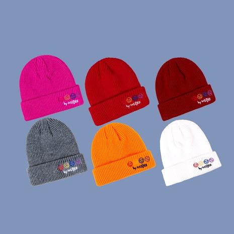 sombrero de lana de moda de color sólido NHTQ288080's discount tags