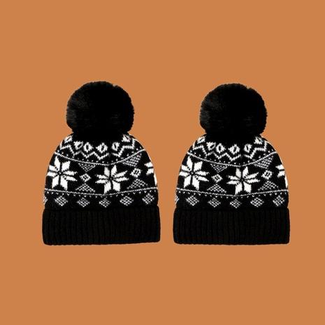 sombrero de punto cálido de moda NHTQ288087's discount tags