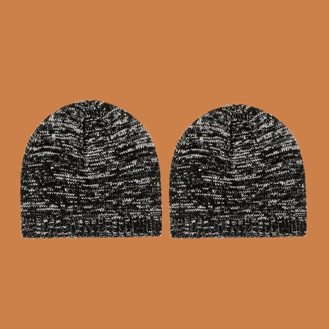 sombrero de punto de color mezclado de moda NHTQ288090's discount tags