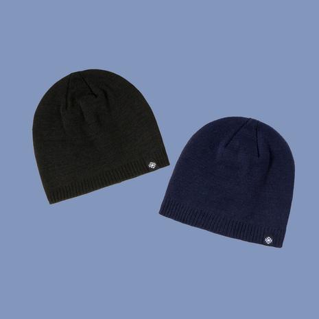 sombrero de punto de copo de nieve casual simple NHTQ288137's discount tags