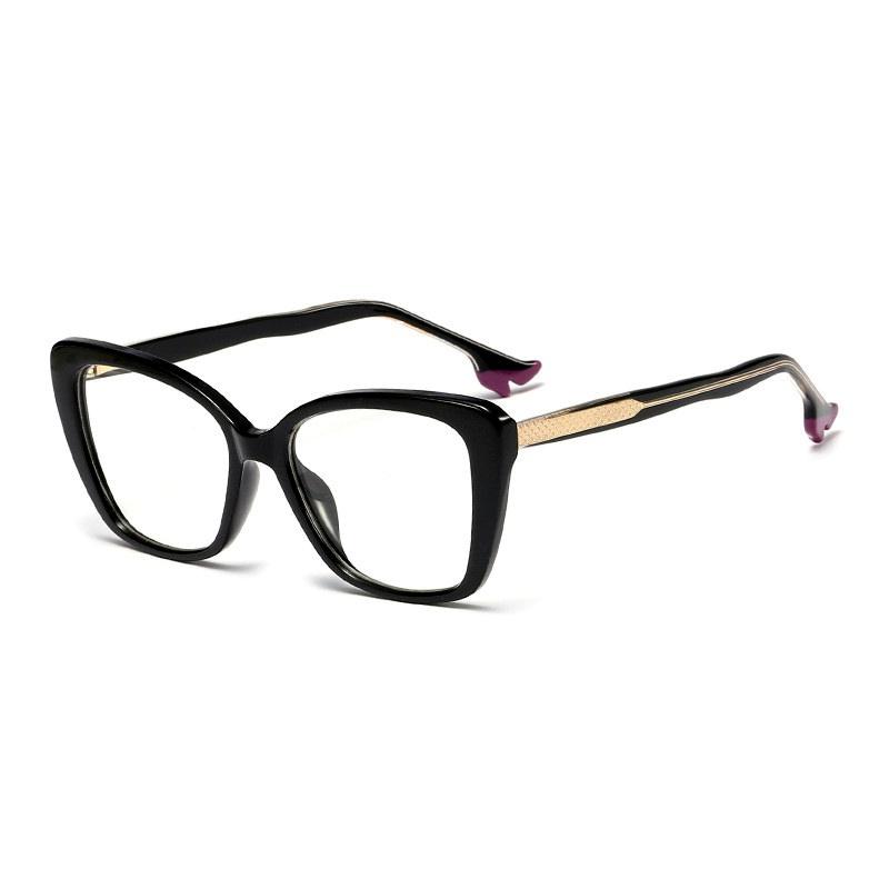 flat lens mortise propionate adjustable glasses frame NHFY288158