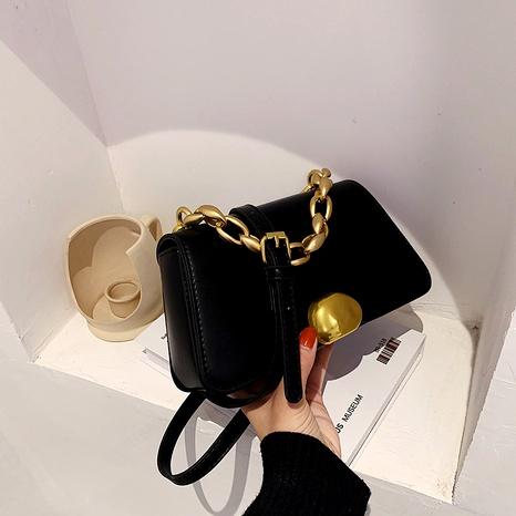 bolso cuadrado con cadena de moda NHJZ288643's discount tags