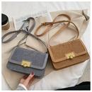 new trendy fashion  allmatch ladies messenger small square bag NHLH288662