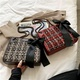new trendy Korean  wild messenger  fashion oneshoulder small square bag NHLH288708