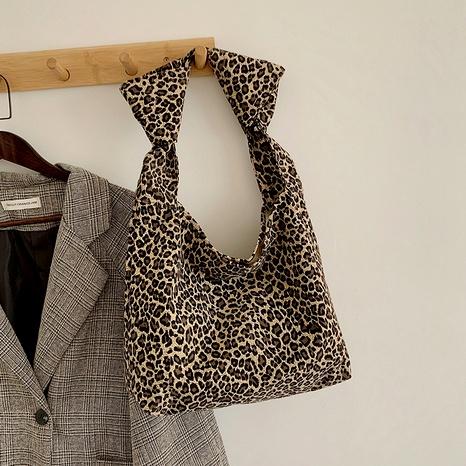 bolso de mujer con estampado de leopardo NHRU288774's discount tags