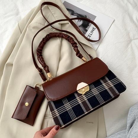 nueva bolsa de mensajero de moda salvaje con un solo hombro NHRU288781's discount tags
