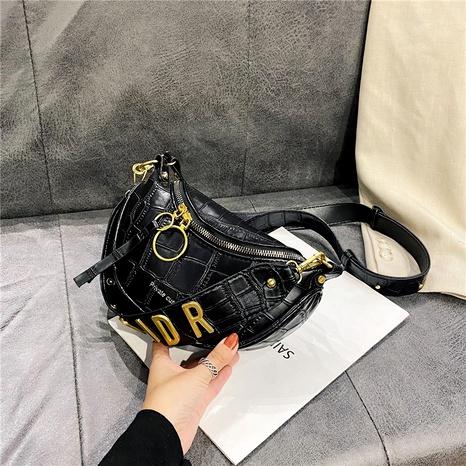 nueva moda coreana salvaje bolso de un solo hombro NHRU288779's discount tags