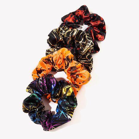 nouveau tissu d'halloween chouchous de cheveux cercle gros intestin NHGE277649's discount tags