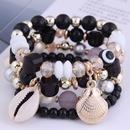concise metal  multilayer fashion  bracelet NHSC278727