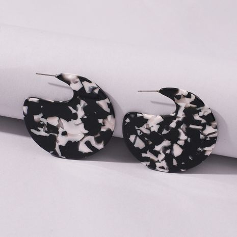Cow pattern  earrings NHMD278723's discount tags