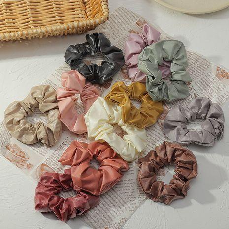 new korean  pure color  hair scrunchies   NHAU277807's discount tags