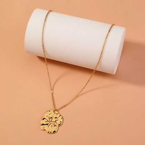 hip hop simple pendant necklace NHAN277827's discount tags