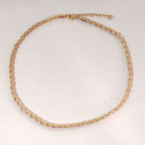 gold-plated chain hip hop necklace NHLL277887's discount tags