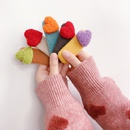 new Korean style color matching lanolin square  square BB clip NHHI277946