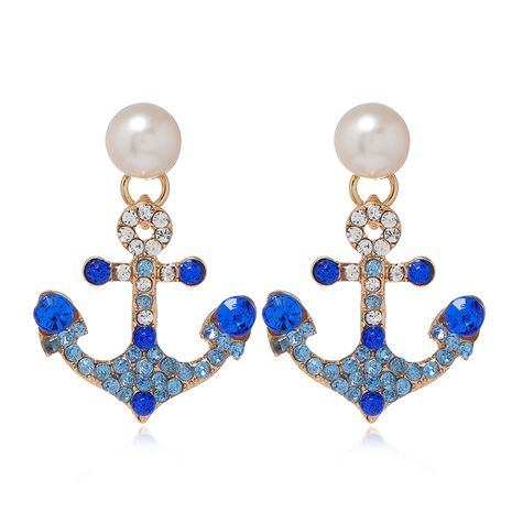 fashion metal exaggerated earrings NHSC278713's discount tags