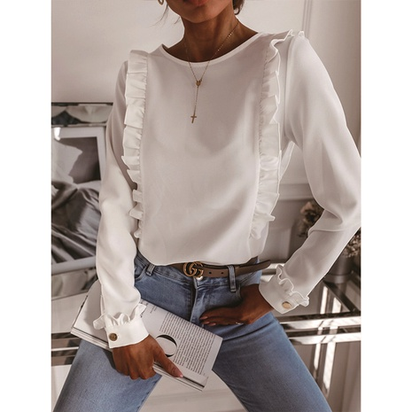 long-sleeved shirt top NHIS290179's discount tags