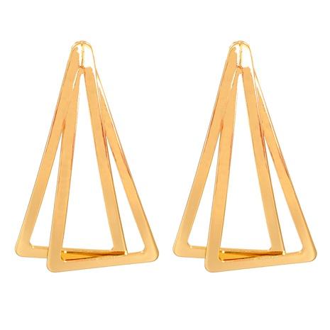 alloy triangle long earrings  NHJJ289186's discount tags